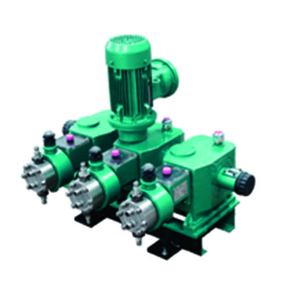 chemical injection pump