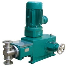J-T Series High Pressure Plunger Metering Pump