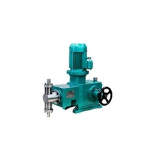 J5.0 High Pressure  Plunger Chemical  Injection Pump Acid  Alkali  Dosing Pump