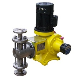 J1.6 Series High Pressure Plunger Metering Pump Piston Chemicals Dosing Water Metering Pump