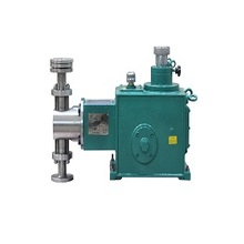 J-Z Series Piston Electric Liquid Dosing Pump for Oil and Gas Field