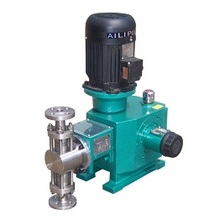 J3.0 Series Plunger Metering Pump Chemical Injection Pump for High Viscosity Chemical Liquid