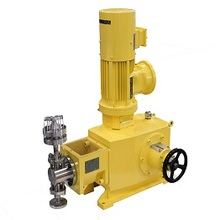 J-D Series Piston Metering Pump Manufacturers Plunger Metering Pump for High Viscosity Liquid