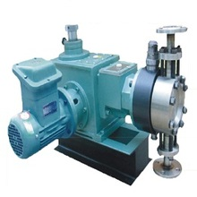 JYMZ Series Hydraulic Diaphragm Metering Pump for Oil and Gas Industry