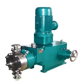 JYM5.0 Series Metering Pump Hydraulic Pump Manufacturers for High Viscosity Chemical Liquid