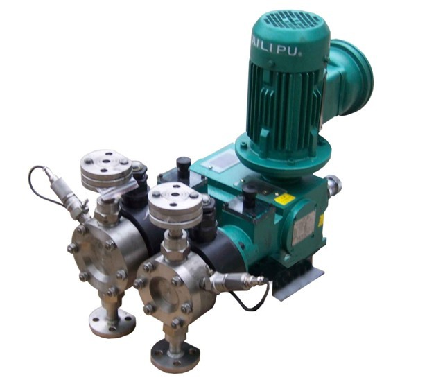 2JYMXII Series Chemical Injection Pump Hydraulic Diaphragm Metering Pump
