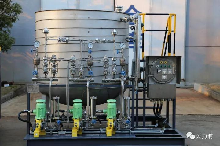 Automatic Chemical Dosing System Water Purifying Equipment