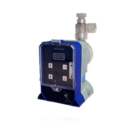 Water Treatment Automatic  Solenoid Diaphragm Dosing Pump