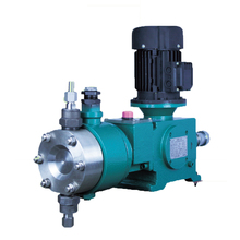 Stainless Steel  Hydraulic Diaphragm Metering Pump