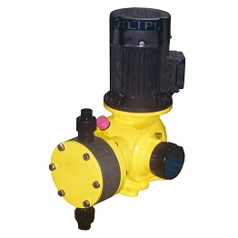 Small Electric Mechanical Diaphragm Dosing Pump
