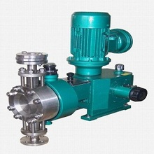 High Pressure Acid Hydraulic Diaphragm Metering Pump