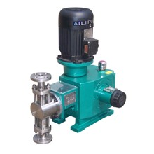 Chemical  Plunger Piston Metering Pump