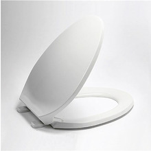 BS001 Quality assurance OEM round toilet seat cover