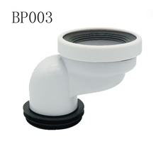 BP003 adjustable pan connector offset connector toilet offset wire connector