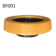 BF001  flexible rubber gasket toilet