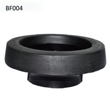 BF004 Rubber Toilet Bowl Gasket Wax Ring Gasket with Flange