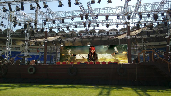 P6MM OUTDOOR LED RENTAL DISPLAY