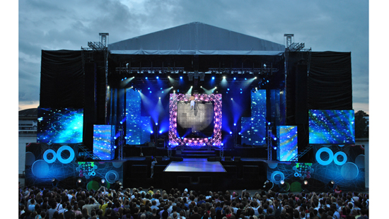 P4.81MM IN RUSSIA INDOOR RENTAL LED DISPLAY