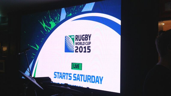 P2.5MM INDOOR LED DISPLAY INSTALLED IN GORDAN RAYSEY RESTAURANT IN HONGKONG