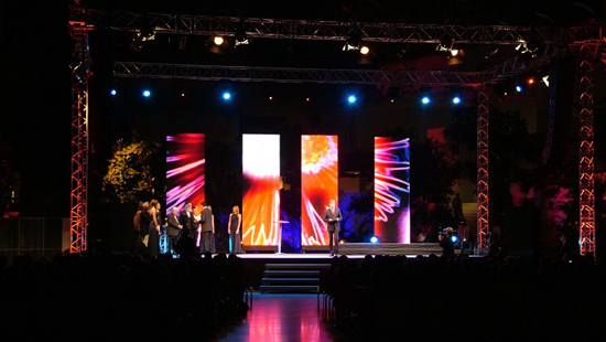 P3.84MM INDOOR LED DISPLAY IN ISRAEL