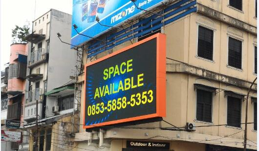 P10 DIP OUTDOOR LED BILLBOARD