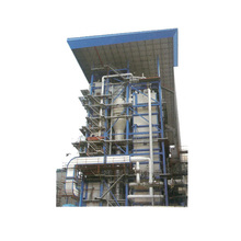 coal fired power plant hot water boiler 250mw CFB boiler