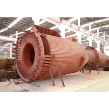 carbon steel cyclone separator ASME ISO9001 standard fabrication for high pressure power plant