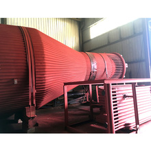 high efficient special shape cyclone separator gas solid separation