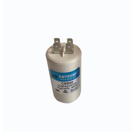Top AC capacitor