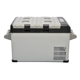 Custom Camping Portable Car Refrigerator Small Mini Fridge Freezer