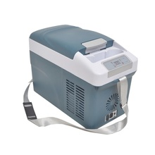 Hot Sell Travel Mini Portable Car Refrigerator