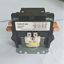 High Phase Electric Magnetic Ac Contactor