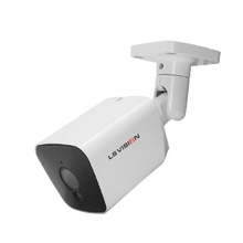 LS VISION 2MP 1080P Ultra-low illumination Full Color Night Vision Smart Voice Alarm IP Outdoor Network Bullet IP Camera