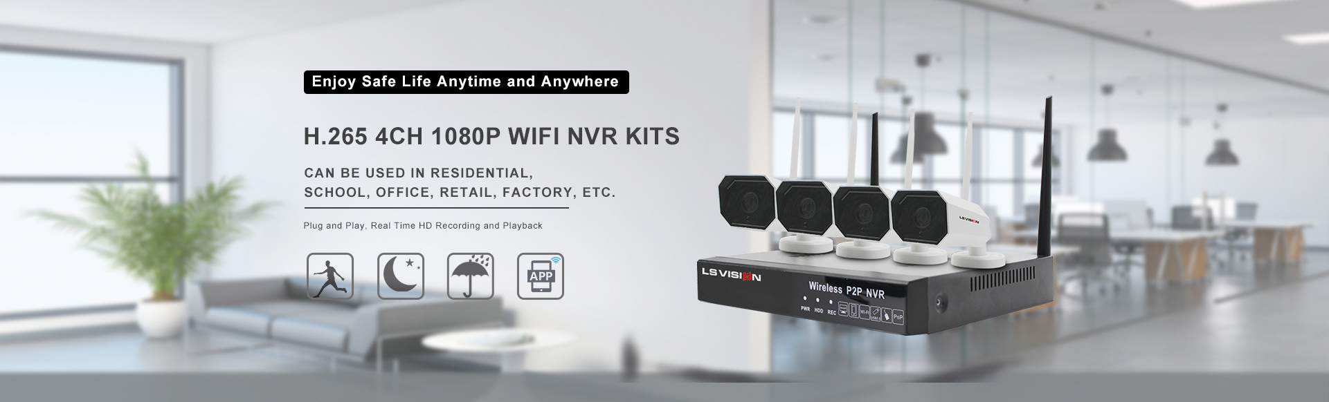 wifi nvr kits-www.lishigroup.com