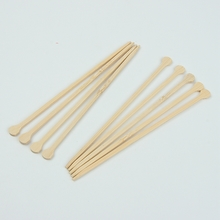 Heat resistant bamboo coffee blender quality coffee stir bar