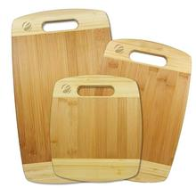 China supplies cheap bamboo cutting board set