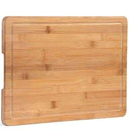 Kitchen cutting board meat cutting board reversible tray with handle