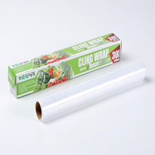 Household PE Food Stretch Film Microwavable Soft Fresh Cling Film