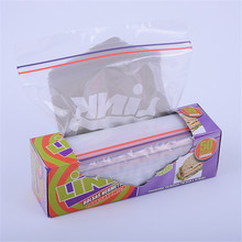 Gripseal Insulated Food Sandwich Zipper Waterproof Resealable Zip Lock Bag