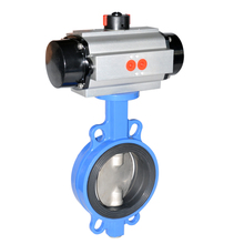 Butterfly Valve High Quality Pneumatic Butterfly Valve