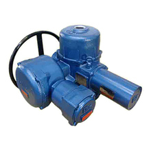 China Supplier Integral explosion proof electric actuator