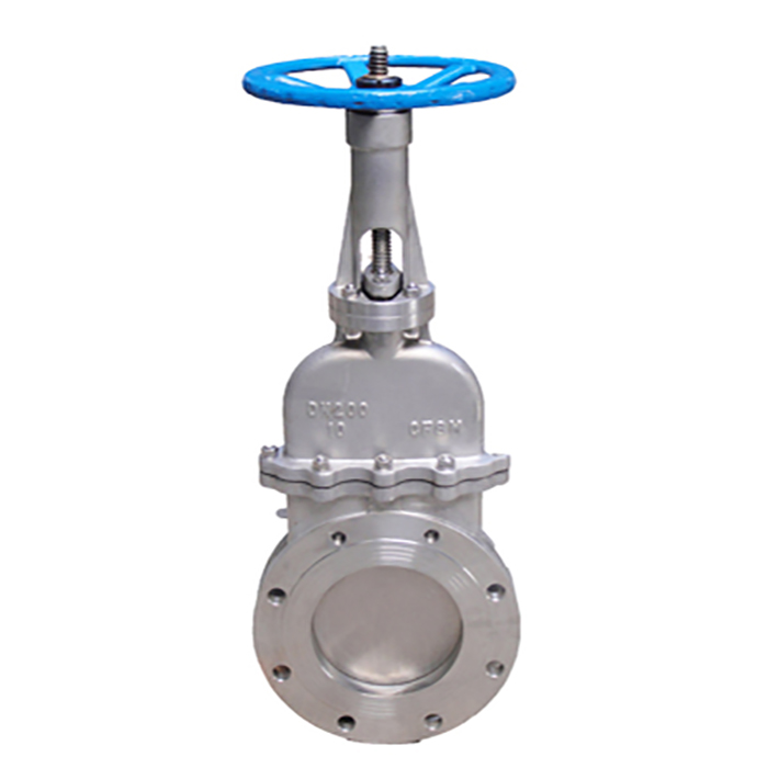 Made In China Stainless Steel 304Pneumatic Knife Gate Valve