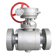 Metal Seat Ball Valve Stainless Steel Ball Valve