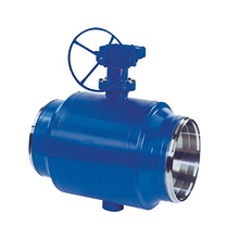 Professional Fully Welded Ball Valve Dn80 Factory Price