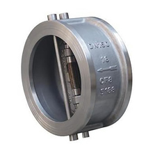 Stainless Steel Check Valve Dual Plate Check Valve