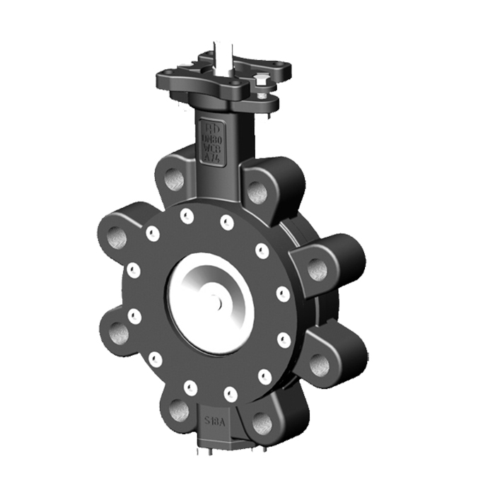 Stainless Steel Lug High Performance Butterfly Valves