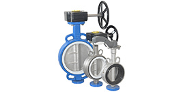 Butterfly valve installation notes and troubleshooting methods