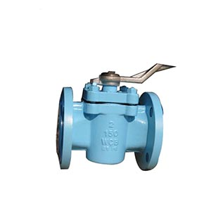 Standard manual Sleeve Type Soft Sealing Plug Valve