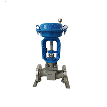 Y-pattern steel globe valve construction electrical control