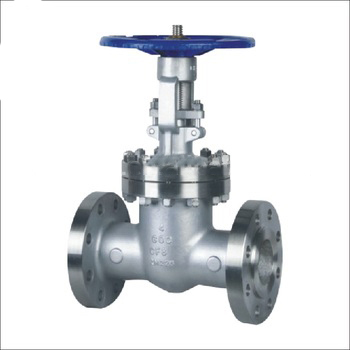 Marine DIN Cast Steel Gate Valves DN250 PN16